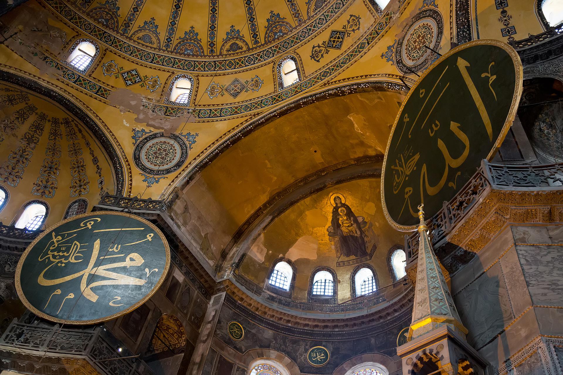 The Order Decries Erdogans Statement Regarding Converting The Hagia